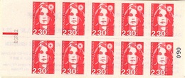 C 64 - FRANCE Carnet N° 2630 C1 - Carnets