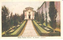 Italie - Veneto - Padova (Padua) - Abano Terme - S. Daniele - Oratorio - Padova (Padua)