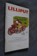 Ancien Catalogue D'ancien Jouets Lilliput ,superbe état,collection,21 Cm. Sur 13,5 Cm. - Jouets Anciens