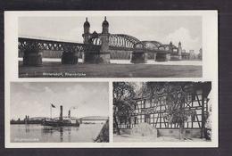 CPA ALLEMAGNE - WINTERSDORF - TB CP Multivue Dont Rheinbrücke , Gasthaus , Etc... - Germany