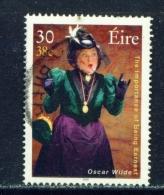 IRELAND  -  2000 Oscar Wilde  30p  Used As Scan - 1949-... Republic Of Ireland
