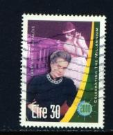 IRELAND  -  2000  Millennium  30p  Used As Scan - 1949-... Republic Of Ireland