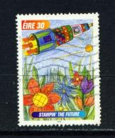 IRELAND  -  2000  The Future  30p  Used As Scan - 1949-... Republic Of Ireland