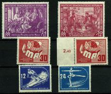 3361-Alemania Democrática Nº 1/5 - [6] República Democrática