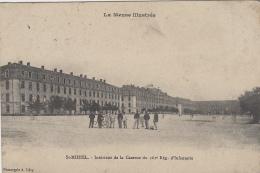 Militaria - Saint-Mihiel - Intérieur Caserne Du 161ème Régiment D'Infanterie - Kasernen