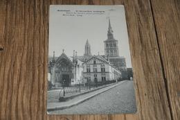 596-  Maastricht, St. Servaas Kerk, Hoofdingang - 1907 - Maastricht