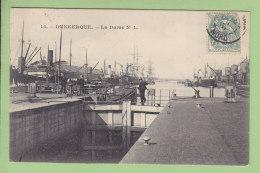 DUNKERQUE : La Darse N° 1. TBE. 2 Scans. Edition ? - Dunkerque