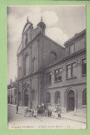 DUNKERQUE : L'Eglise Saint Jean Baptiste. 2 Scans. Edition LL - Dunkerque