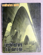 Architettura - L' Architecture D'aujourd'hui N° 125 - 1966 - Architecture Sacrée - Libros, Revistas, Cómics