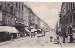 54-NANCY- LA RUE SAINT-GEORGES- TRAMWAY - Nancy