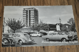 601-  Arnhem, Velperplein / Auto's - 1962 - Arnhem