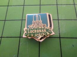 412F Pin's Pins / Beau Et Rare : Thème VILLES / LE FAMEUX PUITS DE LOCRONAN BRETAGNE - Olympic Games