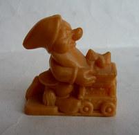RARE FIGURINE DISNEY BLANCHE NEIGE - MORS 60's TAILLE CRAYON Sharpener GRINCHEUX - Figurines