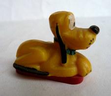 RARE FIGURINE DISNEY MICKEY - MORS 60's TAILLE CRAYON Sharpener PLUTO - Figurines