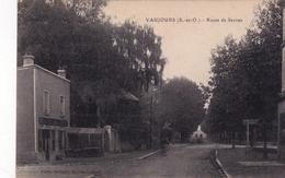 93-VAUJOURS- ROUTE DE SEVRAN - Sevran