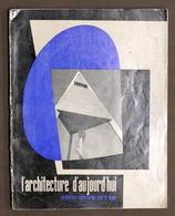 Architettura L' Architecture D'aujourd'hui N° 52 1954 Architecture Contemporaine - Livres, BD, Revues