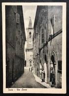 Treia Via Lanzi NON VIAGGIATA   COd.c.1990 - Italia