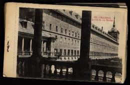 Conjunto De 16 Tarjetas Postales. EL ESCORIAL - Madrid
