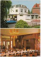 Rotterdam - Hillegersberg: FORD TAUNUS TC2 1.6 GL 4D - Café-Restaurant 'De Plas', Straatweg 107  - (Holland) - Toerisme
