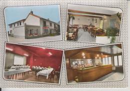 D03 - MAZIRAT - AU CHANT DU GRILLON HOTEL RESTAURANT BAR - MULTIVUES - CPSM Grand Format Colorisée - Other Municipalities