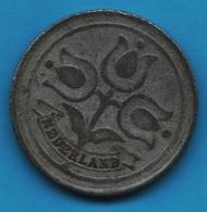 NEDERLAND 10 CENTS 1942 KM# 173 - [ 3] 1815-…: Königreich Der Niederlande