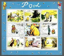 Tadjikistan 1999 Winnie The Pooh (Alan Alexander Milne) - Tajikistan