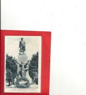 METZ.MONUMENT DU POILU INAUGURE LE 5 JUIN 1922 SUR L'EMPLACEMENT DE LA STATUE DE GUILLAUME 1er ECRITE LE 3-9-1933 AU VER - Metz