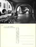 D- [510430] Carte-France  - (74) Haute-Savoie, Le Vieil Annecy, Vieilles Arcades Rue Sainte-Claire - Annecy
