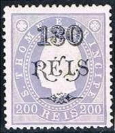 S. Tomé, 1902, # 67, Dent. 13 1/2, MH - St. Thomas & Prince