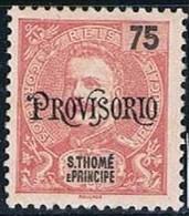 S. Tomé, 1903, # 86, MH - St. Thomas & Prince