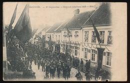 ASSENEDE = 3en SEPTEMBER - BELGISCH JUBELFEEST 1830 - 1905 - Assenede