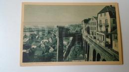 D159450 HELGOLAND  - Falm U. Fahrstuhl - Zum Kronprinzen - F. Schensky Ca 1930 - Helgoland