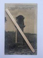 GENAPPE « Nº 51 ENVIRONS DE GENAPPE-CHÂTEAU DE BOUSVAL ,CHAPELLE NOTRE- DAME D'AUSEMBERG 1790 (Édit Baudinière ) 1925 - Genappe