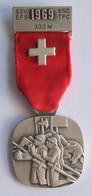 Suisse // Schweiz // Switzerland // Médaille De Tir 1969 - Jetons & Médailles