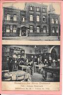 Restaurant Zur Börse, Dortmund  Inh.: Johann Rohrbach  Steinstrasse Nr 35 - Dortmund