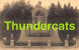 CPA WOLUWE ST LAMBERT LE MONUMENT DU SACRE COEUR - St-Lambrechts-Woluwe - Woluwe-St-Lambert