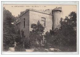"""ARCACHON : Villa """"""""""""""""Les Ruines"""""""""""""""" - Très Bon état - Arcachon"""