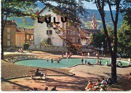 DEPT 38 : édit. Cim N° 13 : Allevard Les Bains Le Nouveau Parc Et Jardin D Enfants , Piscine - Allevard