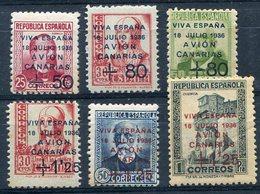 ESPAÑA    Canarias   Nº  14 / 19   Charnela-1011 - Emisiones Nacionalistas