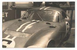 Photographie Shelby Cobra Daytona N°6 Amon / Neerpasch 24 Heures Du Mans 1964 Oldtimer Racing Car Picture Photo Foto - Cars