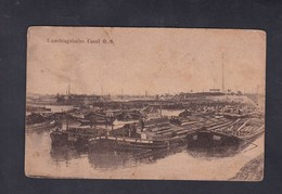 Pologne  Umschlagshafen Cosel O.S. ( Port Batellerie Peniche Ed. Filusch) - Polen
