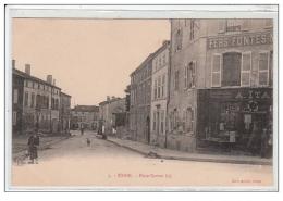 ETAIN : Place Carnot - Très Bon état - Etain