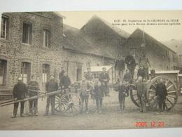 C.P.A.- Saint Fraimbault De Prières (53) - Orphelinat Saint Georges De L'Isle - Ouvriers Agricoles - 1920 - SUP (AH24) - France