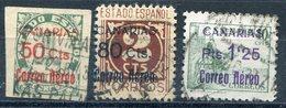 ESPAÑA    Canarias   Nº  37 / 39   Usada-1020 - Emisiones Nacionalistas