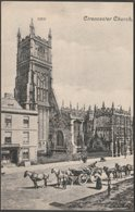 Cirencester Church, Gloucestershire, C.1910 - Valentine's Postcard - England