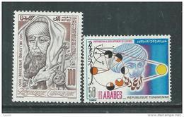 Tunisie N° 912 + 913 XX   Les 2 Valeurs  Sans Charnière, TB - Tunisia