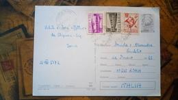 România - Arad - Chişineu-Criş - Vedere - Postal History 1972 - Romania