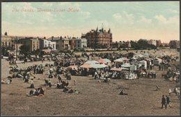 The Sands, Weston-Super-Mare, Somerset, C.1905-10 - Valentine's Postcard - Weston-Super-Mare