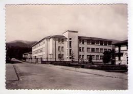 Cartolina Pontremoli (Massa Carrara) - Istituto Magistrale Malaspina. 1956 - Carrara