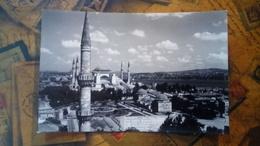 Turkey - Turkiye - Istanbul - Aya Sofya, Corn D'or Panorama - Turchia